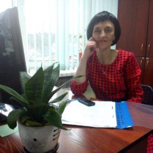Вероника Дергач