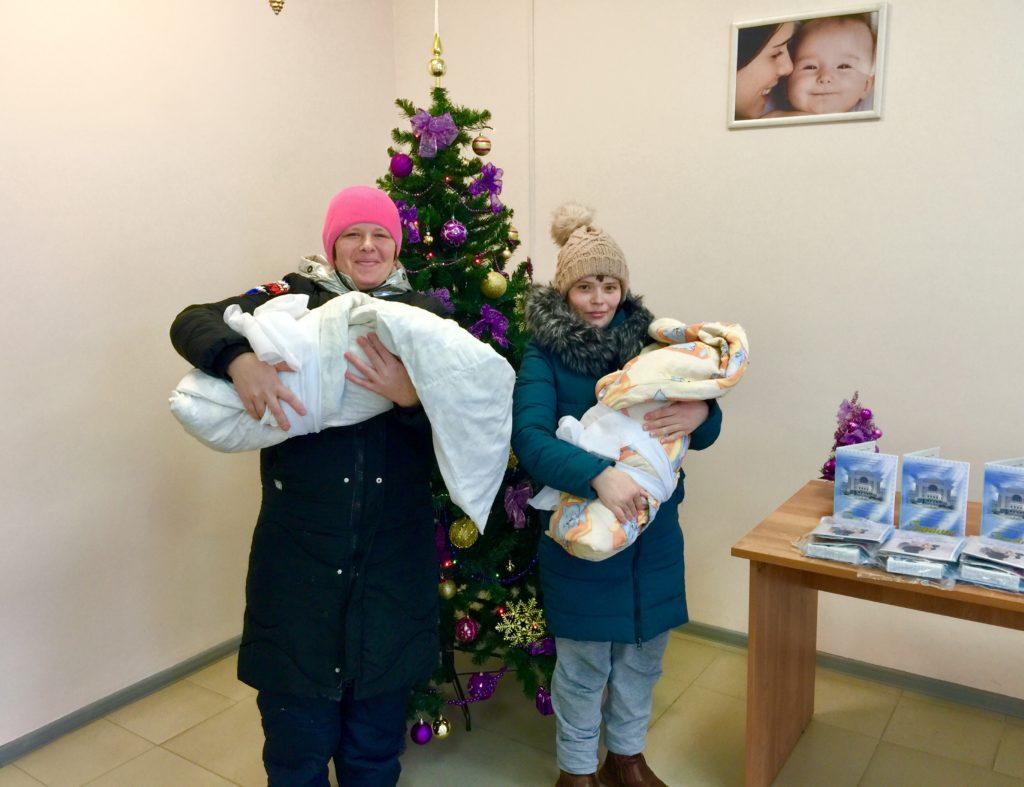 Самый лучший подарок под Новый год - спасённые жизни!