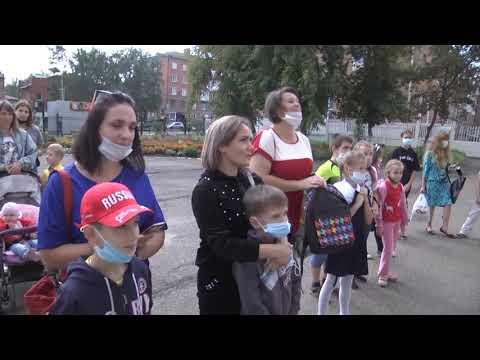 БФ Рука Помощи помогает подготавливать детей к школе