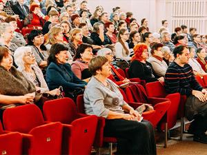 """Праздничный концерт приуроченный к """"Дню Матери"""""""